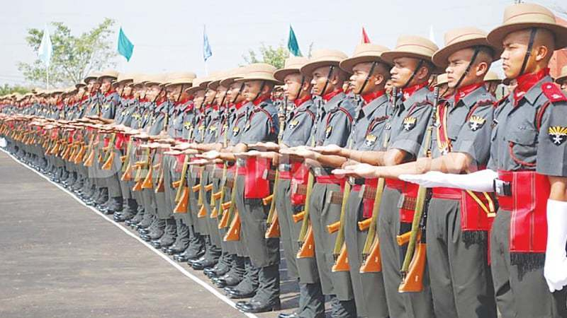 Nagaland Army The Asam Rifles
