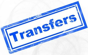 TRANSFER ORDERS logo
