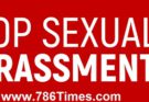 Stop Sexual Harassment logo